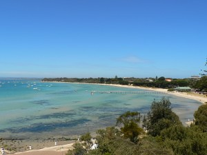 Sorrento Beach today (Wikipedia)