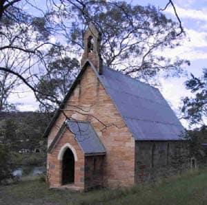 St Thomas Church of England, Sackville Reach, NSW