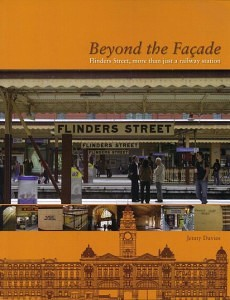 Front cover 'Beyond the Facade' by Jenny Davis (Timbury collection)