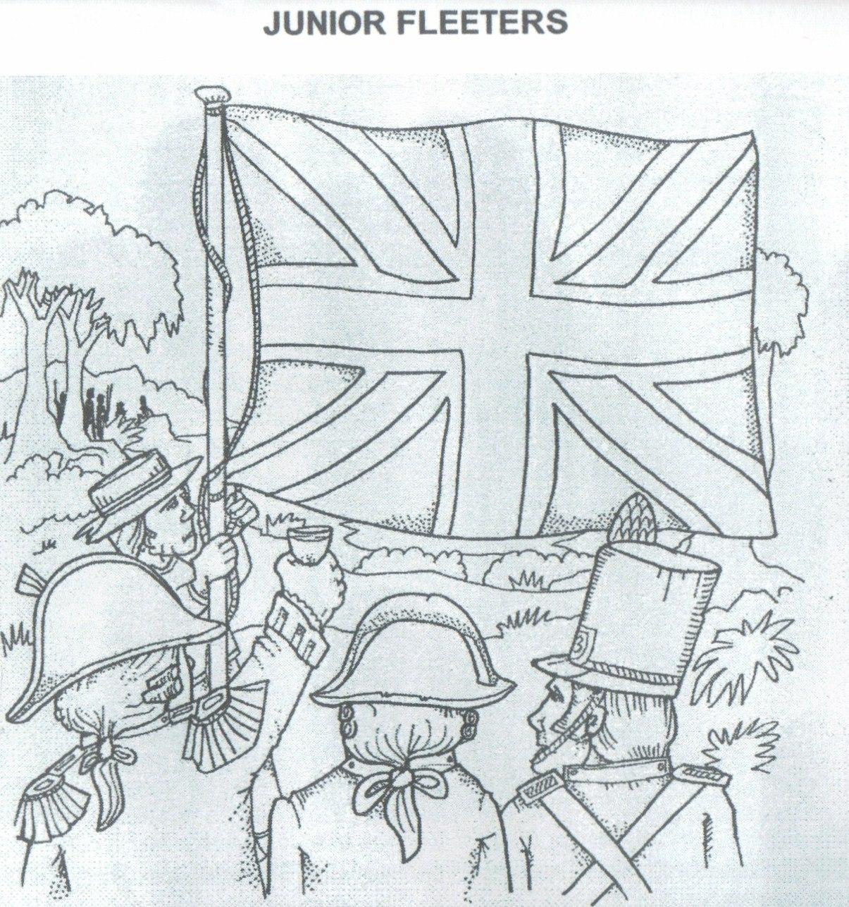26january 1788 a flagstaff was erected at sydney cove captain arthur ...