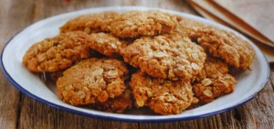 An all time favourite 'Anzac Biscuits'