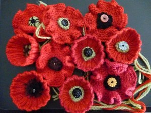 Cheryl's Poppies for the 5000 Poppies Project