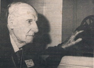 Alfred Mollenoyux (Molyneaux) remembers his 94 years (courtesy 'Terany Express 1985)