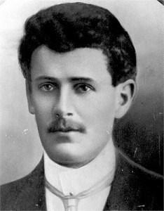 James Frederick Johnstone (courtesy J Caffin)
