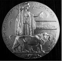Commemorative Medallion or Dead Man's Penny