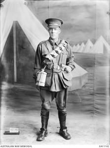Norman Chester Whitchurch (AWM DA1142)
