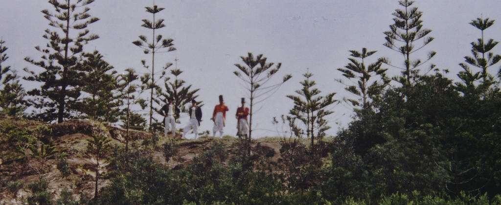 Norfolk Island Sydney Cove Overseers