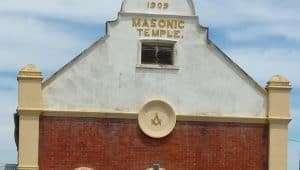 Kurrie KuKurrie Kurrie NSW old Masonic Hall